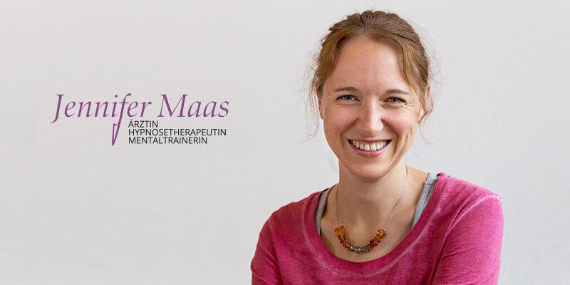 Hypnosetherapeutin Jennifer Maas