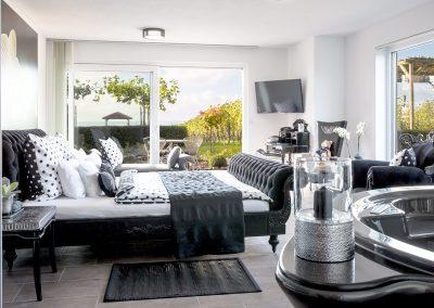Premium-Zimmer auf dem Burgunderhof in Hagnau