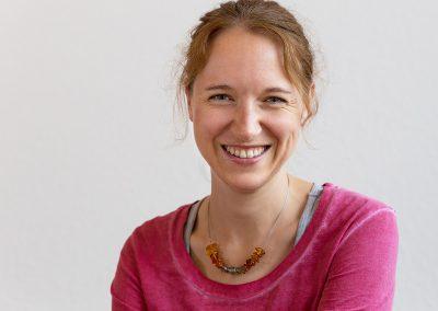 Jennifer Maas, Inhaberin der Gesundheitspraxis Maas