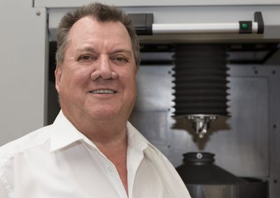 Manfred Föhrenbach, Gründer und Geschäftsführer der Föhrenbach GmbH & Co. KG