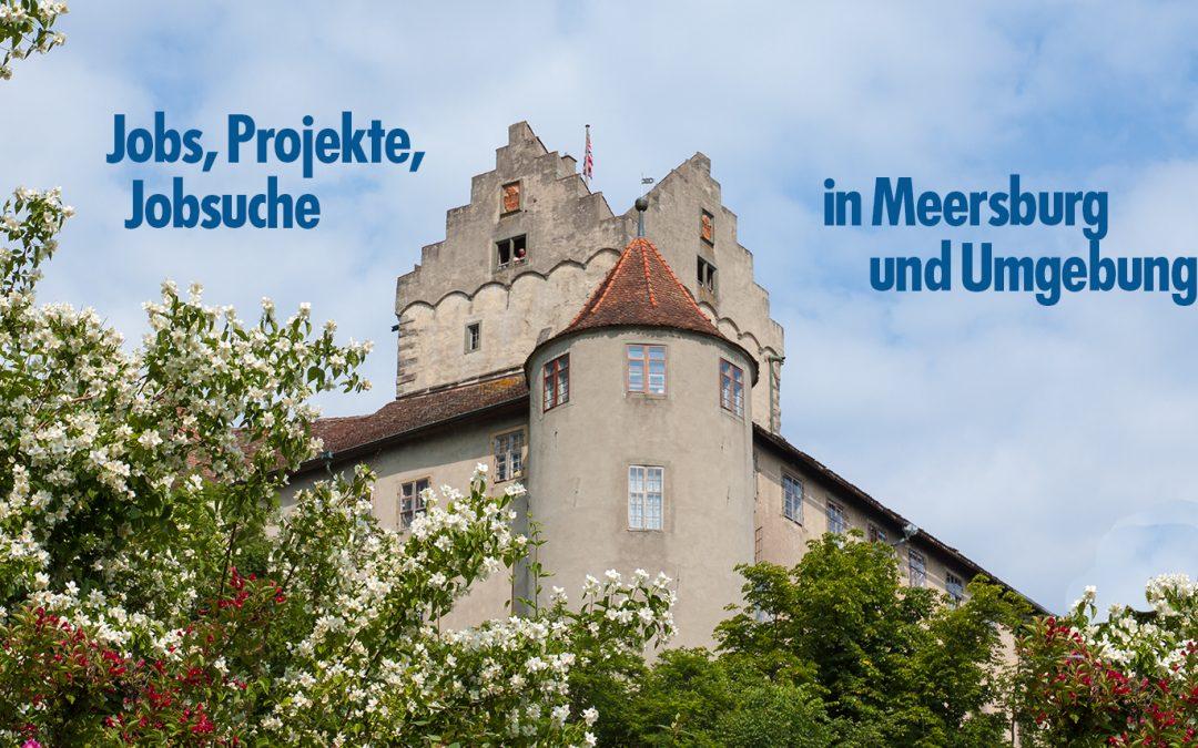 """Facebook-Gruppe """"Jobs, Projekte, Jobsuche in Meersburg & Umgebung"""""""