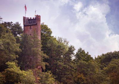 Der Jungfernsprung in Landsberg am Lech