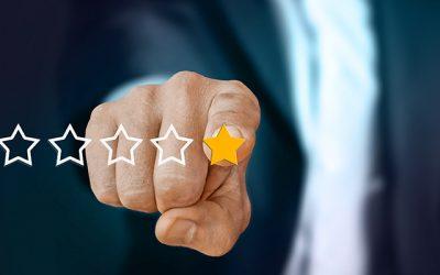 Schlechte Bewertung bei Google erhalten – was tun?