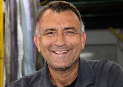 Valentin Roth GmbH - Mitarbeiter Vahid Tan