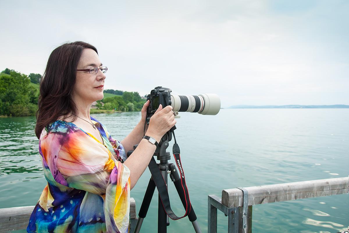 Marianne Kaindl fotografiert Business-Porträts