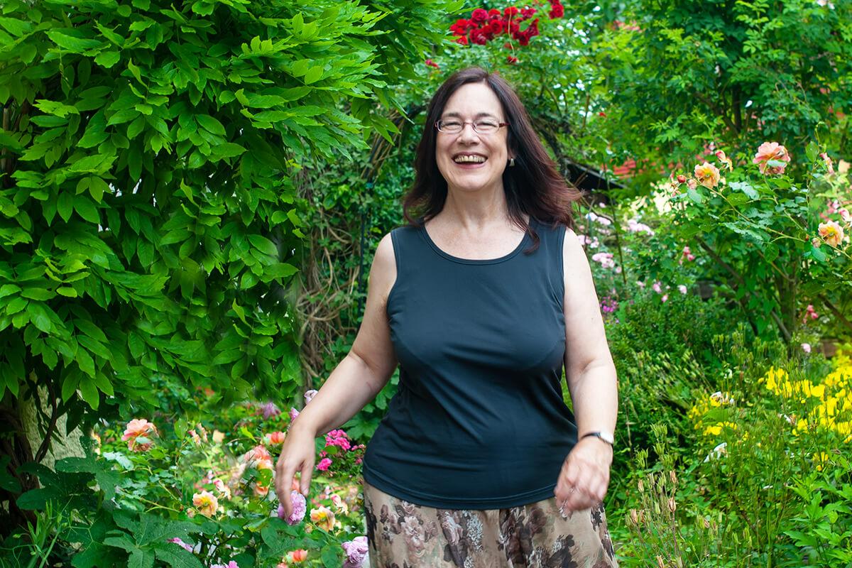 Marianne Kaindl: Aufblühen und durchstarten