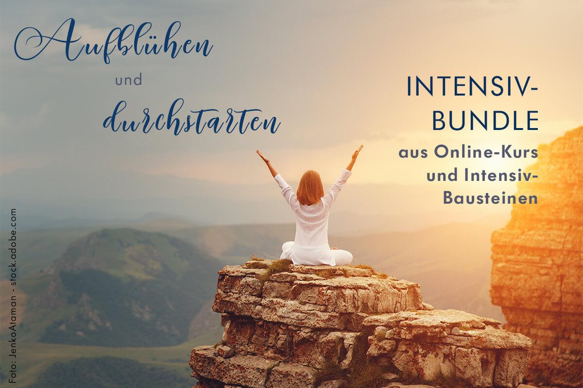 """Intensiv-Bundle """"Aufblühen und durchstarten"""" - Marianne Kaindl"""