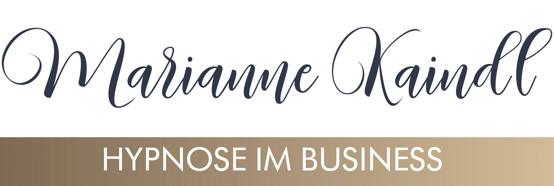 Marianne Kaindl - Hypnose im Business