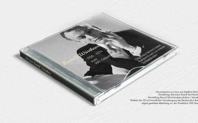 Jubiläums-CD der Akkordeon-Legende Rudolf Würthner: Mein Part ist jetzt fertig
