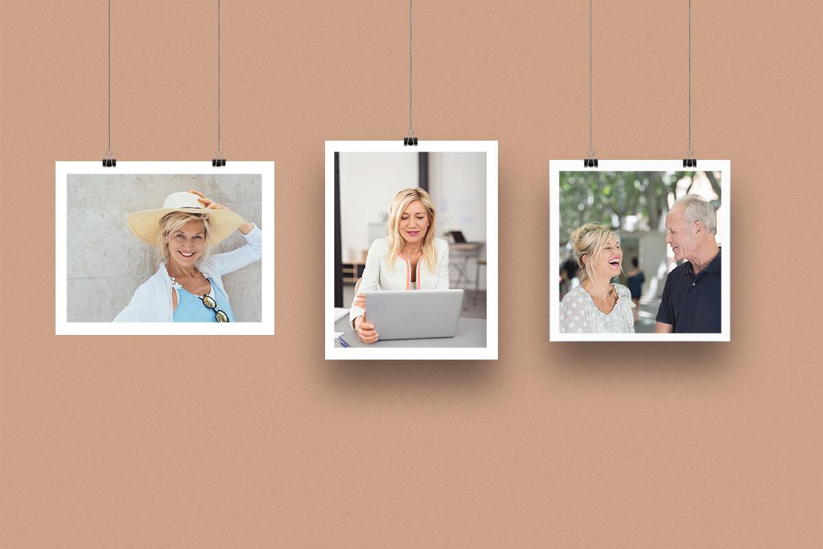 Buyer Persona Gaby - Basis für die neue Website von Marianne Kaindl