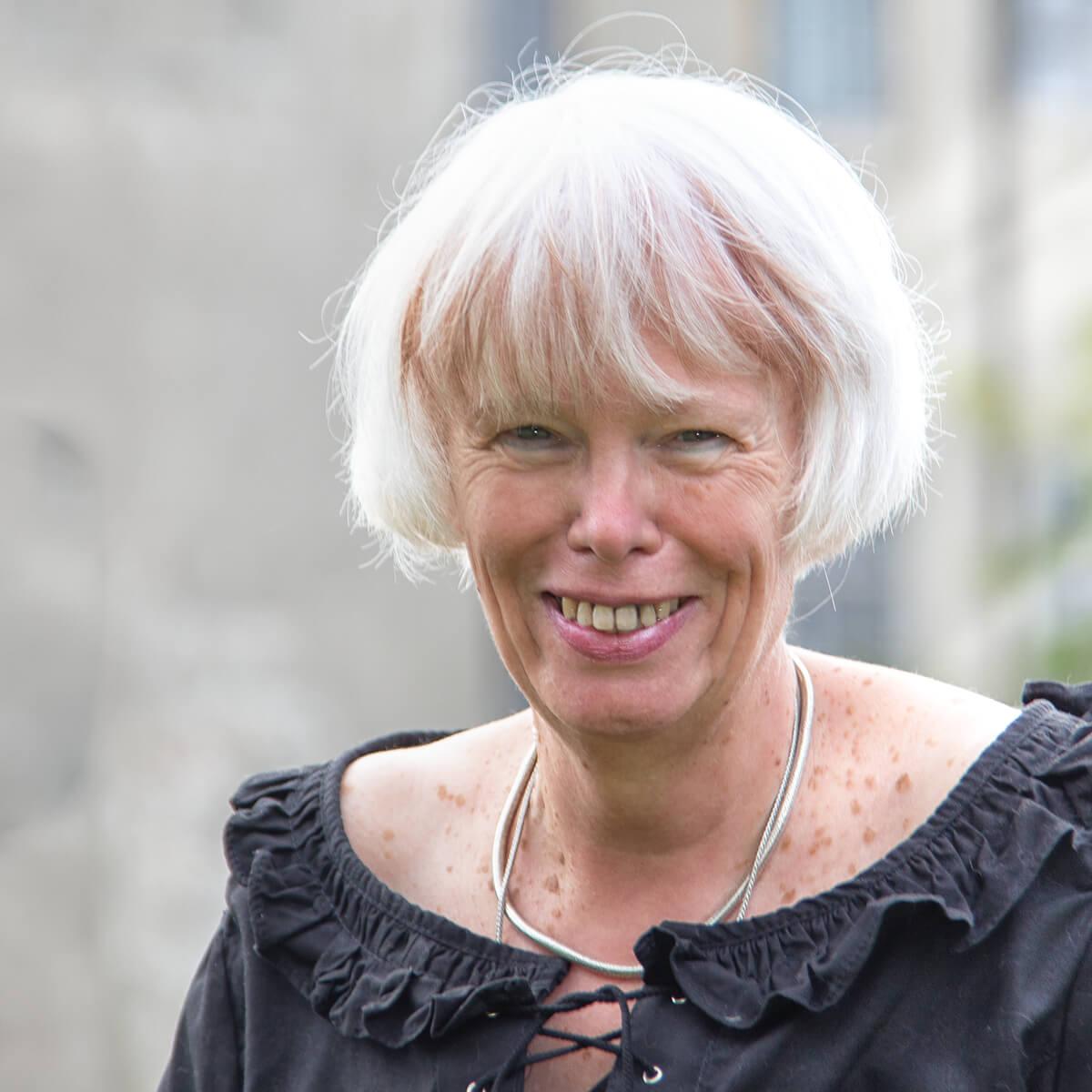 Märchenerzählerin Ina Albers
