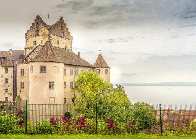 Meersburg, Alte Burg