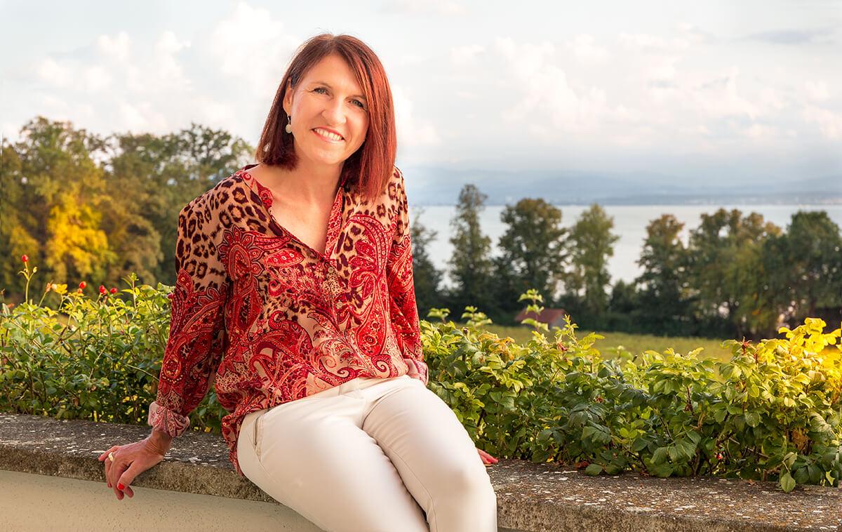 Rosa Maria Roller macht Coaching in Trochtelfingen und am Bodensee